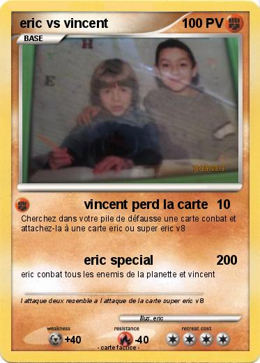 Pokemon eric vs vincent