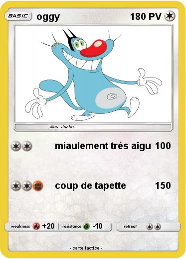 Pokemon oggy