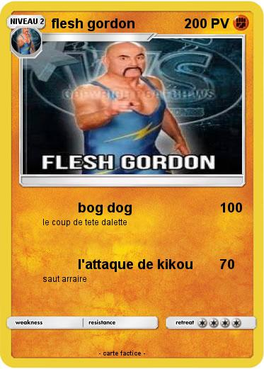 Pokemon flesh gordon