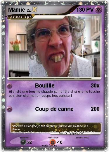 Pokemon Mamie