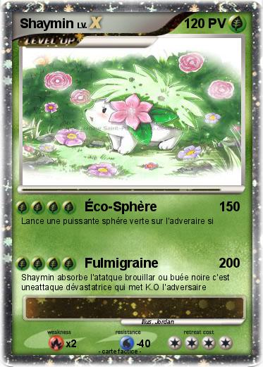 Pokemon Shaymin