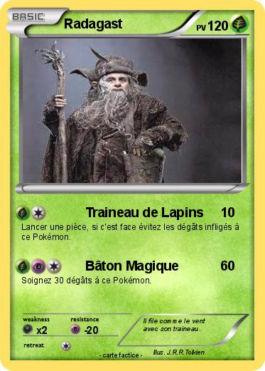 Pokemon Radagast