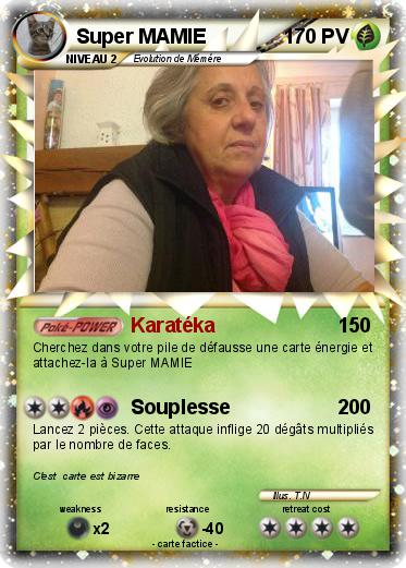 Pokemon Super MAMIE