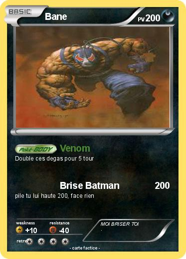Pokemon Bane