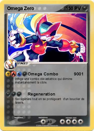 Pokemon Omega Zero