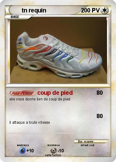 Pokemon tn requin