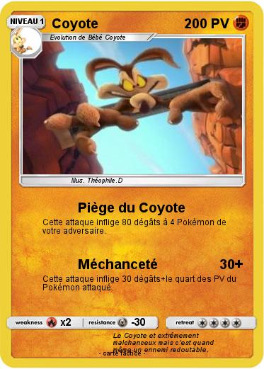 Pokemon Coyote