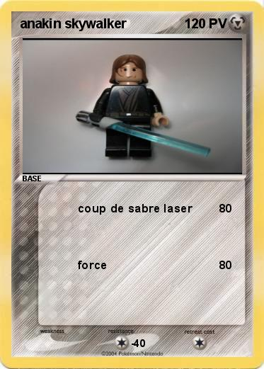Pokemon anakin skywalker