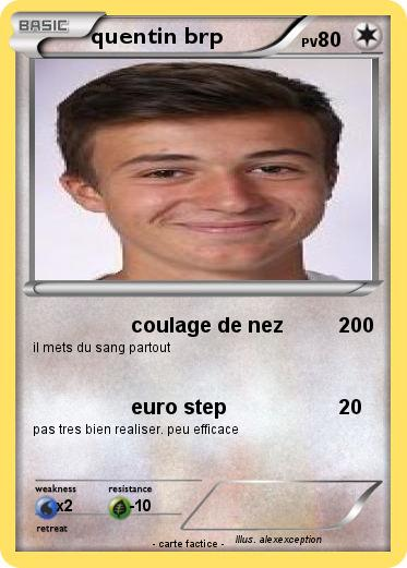 Pokemon quentin brp
