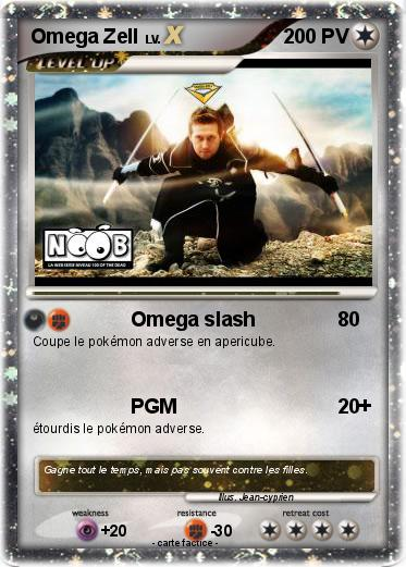 Pokemon Omega Zell