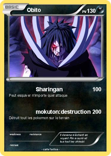 Pokemon Obito