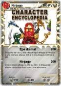Pok mon ninjago 135 135 epe du mal ma carte pok mon - Carte ninjago ...