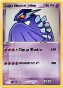 Lugia Shadow