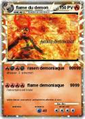 flame du demon