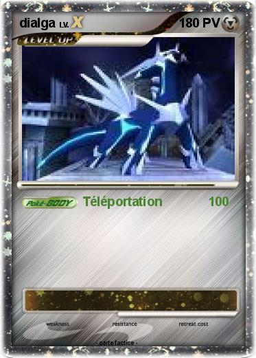 Pokemon dialga
