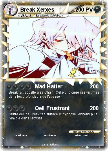 Pokemon Break Xerxes
