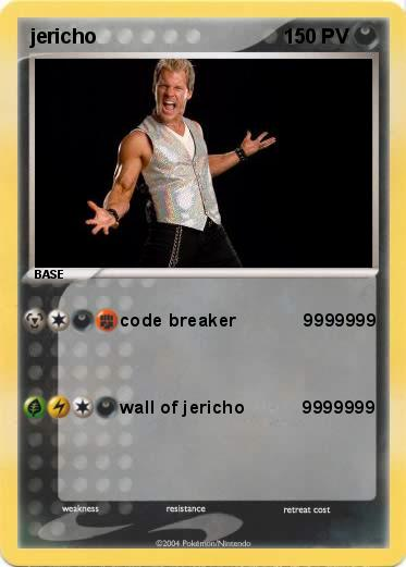 Pokemon jericho