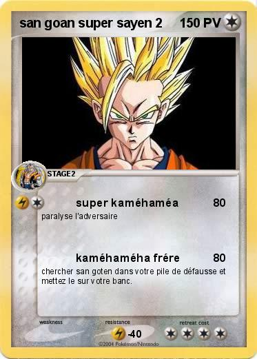 Pokemon san goan super sayen 2