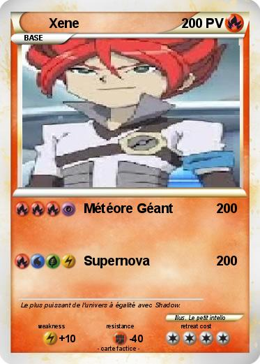 Pokemon Xene