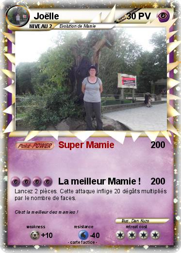 Pokemon Joëlle