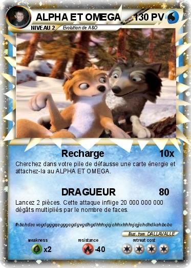 Pokemon ALPHA ET OMEGA