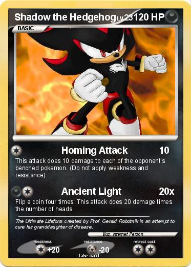 Pok mon shadow the hedgehog 176 176 homing attack my - Shadow the hedgehog pokemon ...