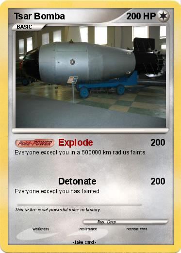 explosion tsar bomba