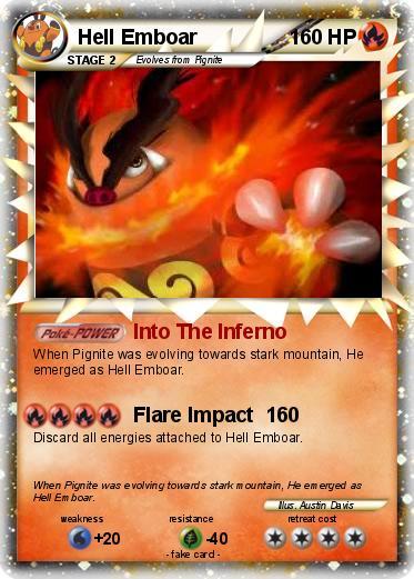 pokemon hell emboar