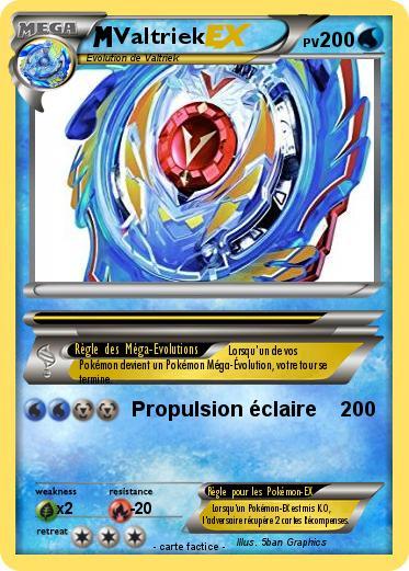 Pok 233 Mon Valtriek Propulsion 233 Claire Ma Carte Pok 233 Mon