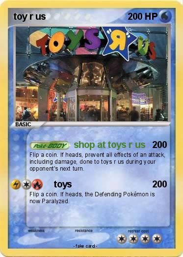 Toys For Cards : Pokémon toy r us shop at toys my pokemon card