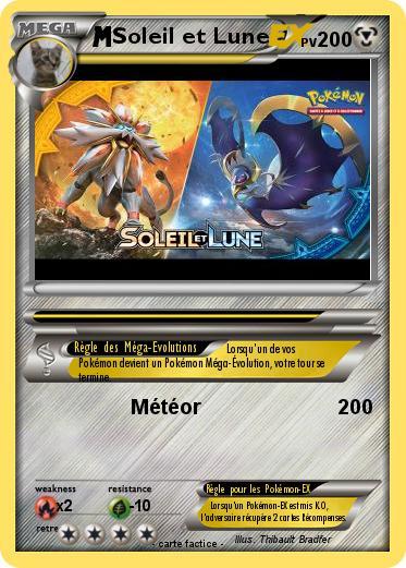 Pok mon soleil et lune 3 3 m t or ma carte pok mon - Dessin pokemon soleil et lune ...
