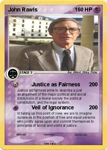 john rawls justice as fairness essay Essays - largest database of quality sample essays and research papers on rawls theory of justice.