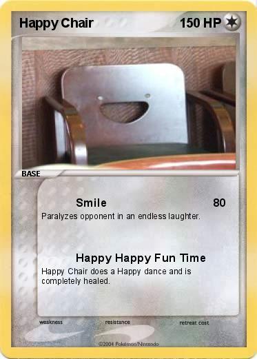 Pokemon Happy Chair