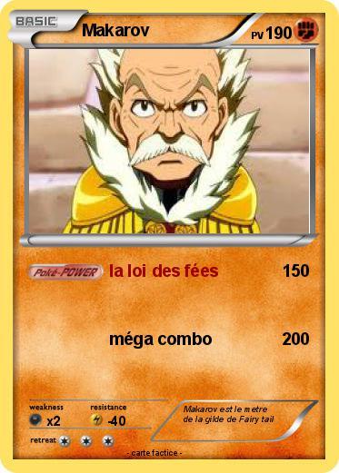 Pok mon makarov 59 59 la loi des f es ma carte pok mon - Carte pokemon fee ...