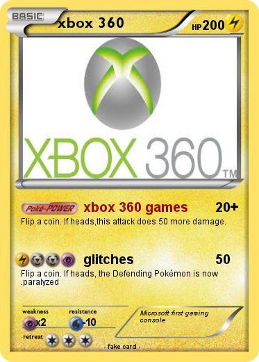 Pokemon Games For Xbox 1 : Pokémon xbox games my pokemon card
