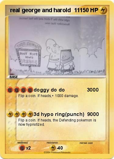 Pokemon Pidgey Card