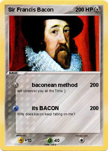 sir francis bacon as an essayist What is the critical appreciation of francis bacon what is an analysis of sir francis bacon who was a more influential essayist michel de montaigne or.