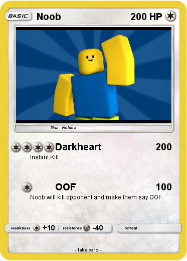 Pokémon Noob 1066 1066 - Darkheart - My Pokemon Card