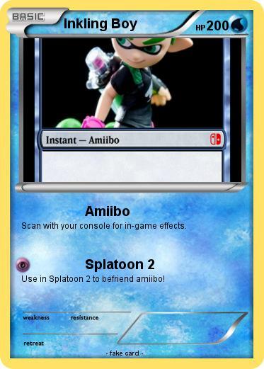 Pokemon Inkling Boy 21