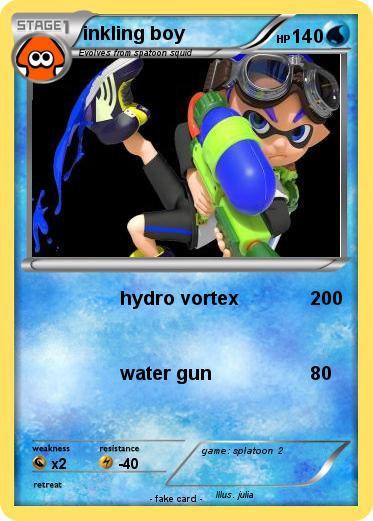 Pokemon Inkling Boy 23