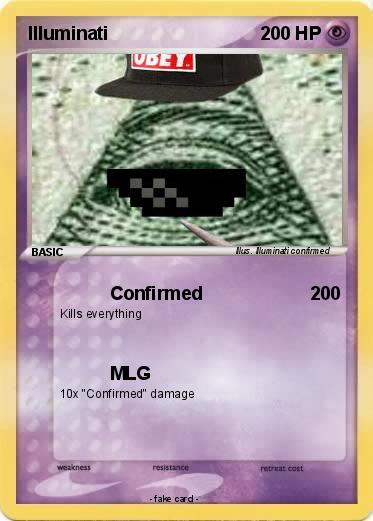 Pok 233 Mon Illuminati 114 114 Confirmed My Pokemon Card