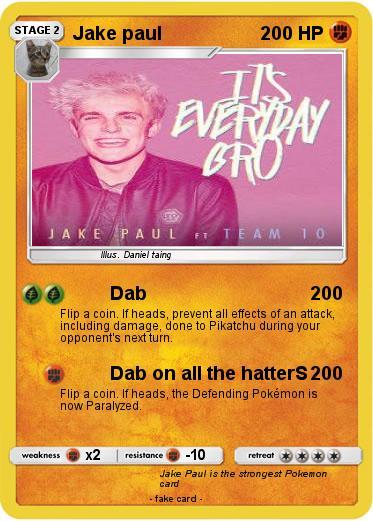 Pokemon Jake Paul 13