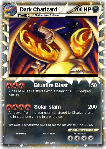 Pokémon Dark Char...