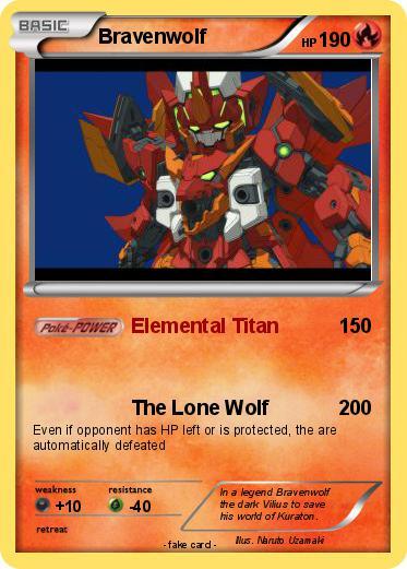 Bravenwolf Firestorm