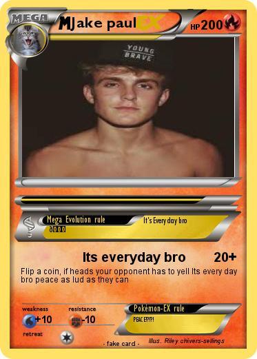 Pokemon Jake Paul 11