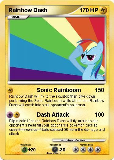 Pokemon Rainbow Dash 366