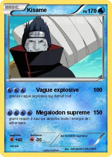 Pok mon obito 134 134 vague explosive ma carte pok mon - Rikudo a imprimer ...
