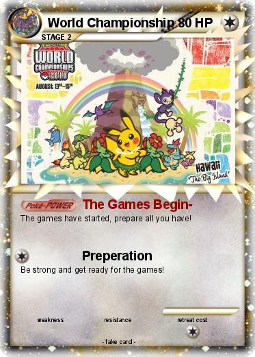 pok233mon world championship the games begin my pokemon