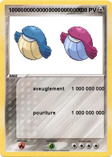 pokémon 100000000000000000000000 aveuglement 1 000 000 000 ma