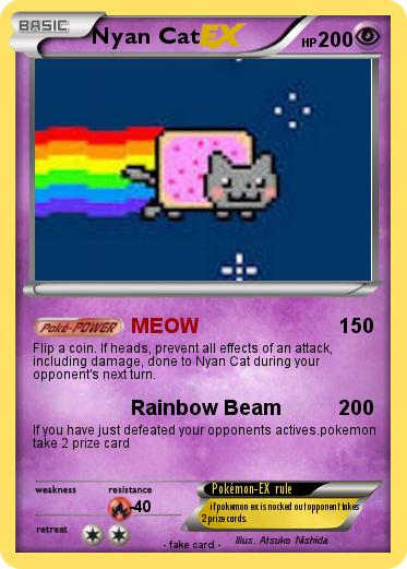 Pokemon Nyan Cat